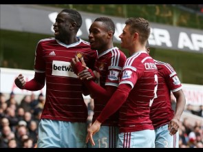 West Ham vs Palace: LIVE